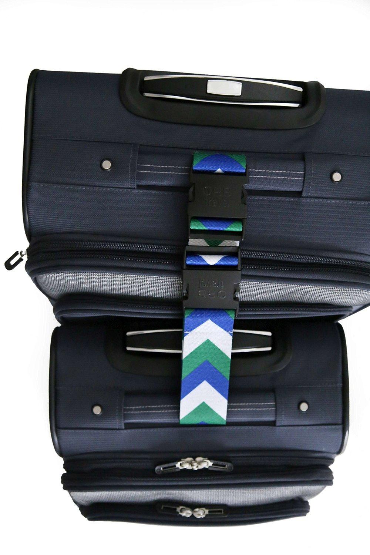 Orb Travel Lb453 Lug A Bag Luggage Strap Attach A Smaller